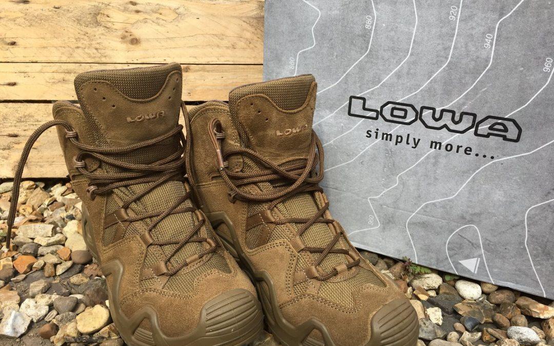 Lowa Zephyr GTX Boots
